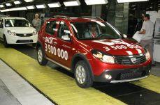 Dacia świętuje podwójnie