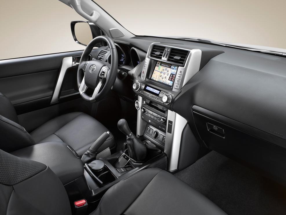 Анонсирован новый Toyota Land Cruise…