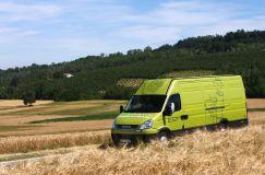 Iveco Ecodaily gwiazdą 'Drzwi Otwartych'