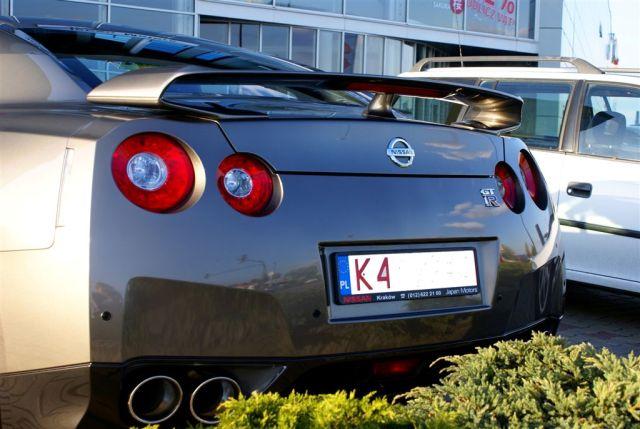 Polska: Nissany GT-R wyjeżdżają na nasze drogi