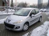 Polska: Klienci wypożyczają Peugeot 207