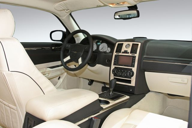 Chrysler 300C Design Study