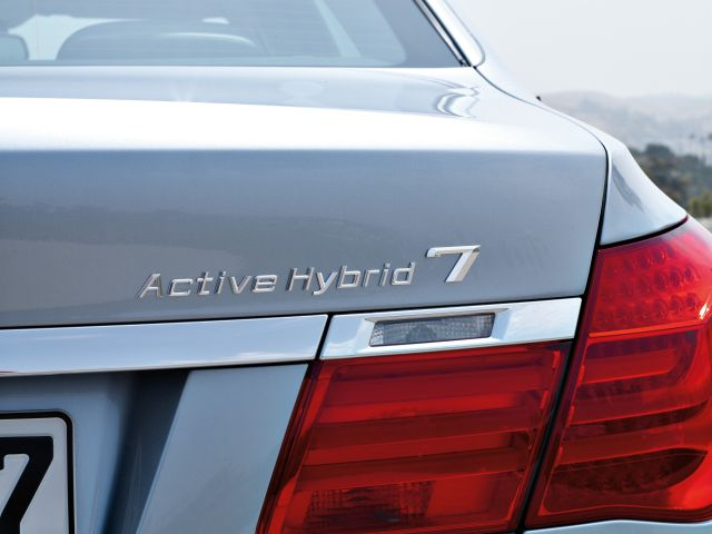 BMW Seria 7 ActiveHybrid