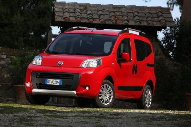 Fiat Qubo Trekking Traction+