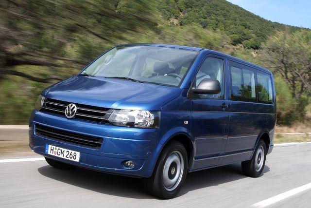 Volkswagen Caravelle GP