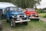 Buschtaxi Treffen: Największy zlot miłośników Toyoty Land Cruiser w Niemczech