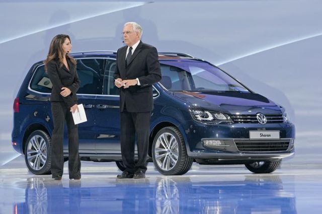 Oto nowy VW Sharan