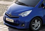 Nowy minivan Toyoty