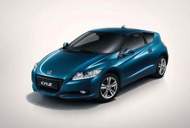Honda CR-Z prasowe