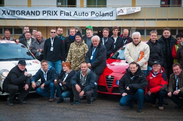 XVIII Grand Prix Fiat Auto Poland