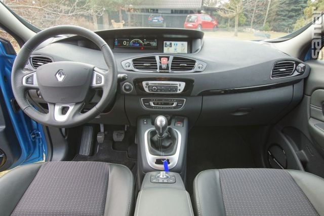 Renault Scenic III FL 2012