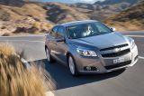 Nowy Chevrolet Malibu zaprasza do środka