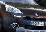 Nowy Peugeot Partner Tepee z bliska