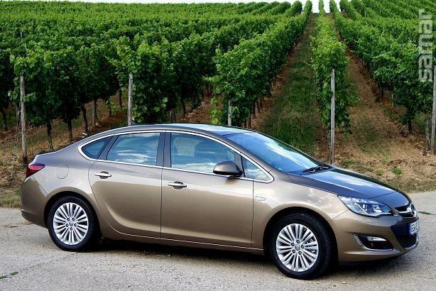 Opel Astra IV FL