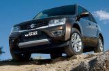 Suzuki Grand Vitara po zmianach modernizacyjnych