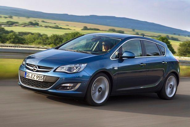 Opel to aktualnie lider rynku samochodowego na Węgrzech. Astra IV