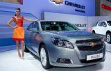 Europejski debiut nowego Chevroleta Malibu