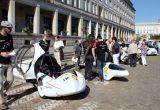 Wystawa pojazdów elektrycznych