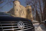 Prezentacja nowego Volkswagena CC w Czorsztynie