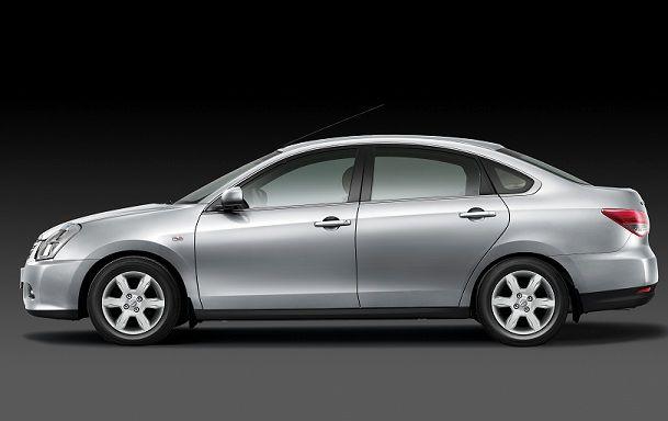 Nowy Nissan Almera