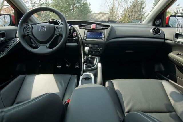 Honda Civic htb 2012