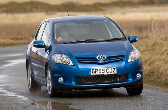 Toyota Auris obecnej generacji
