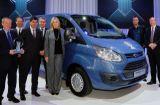 Nowy Transit Custom to Samochód Dostawczy Roku 2013