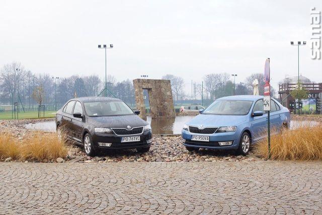 Skoda Rapid 2012