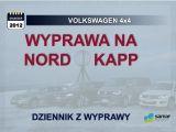 Polarna ekspedycja Volkswagenami na Nordkapp