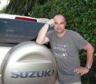Cezary Żak sprawdza możliwości Suzuki Grand Vitary