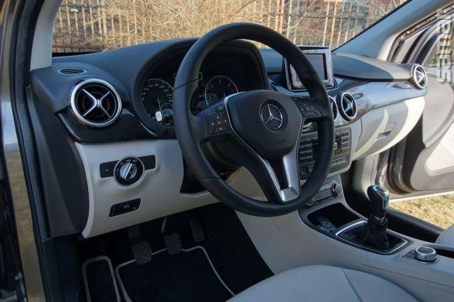 Mercedes B-Klasse 2012