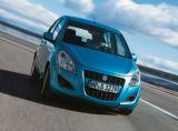 Suzuki Splash po liftingu debiutuje w Europie