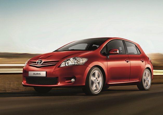 Toyota Auris pierwszej generacji