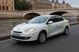 Samochody elektryczne Renault w sprzedaży