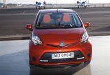 Nowa Toyota Aygo z bliska