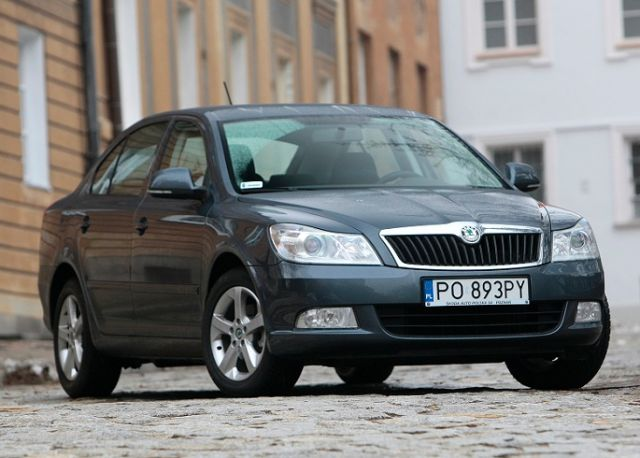 Skoda Octavia. Aktualnie lider sprzedaży rynku nowych aut w Polsce wśród modeli