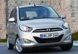 Nowy Hyundai i10 na zdjęciach