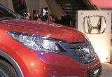 Nowa Honda CR-V zadebiutuje w Paryżu