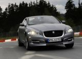 Sportowa jazda Jaguarem na Nurburgring