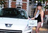 Hybrydowy Peugeot 3008 z nagrodą Playboya