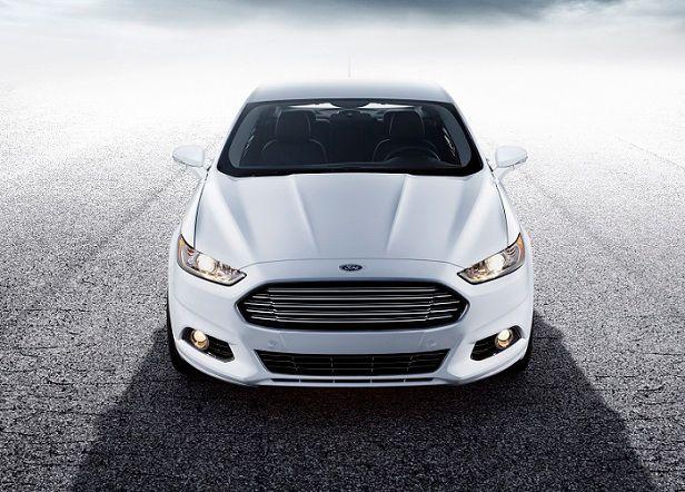 Nowy Ford Fusion wersja amerykańska