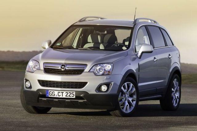 Opel Ancara
