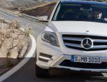 Oto zmodernizowany Mercedes GLK