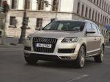 Audi Q7 zwycięzcą Profesjonalnego Testu Flotowego