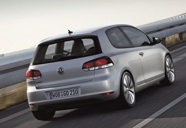 Volkswagen Golf obecnej generacji