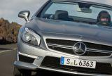Nowy Mercedes-Benz SL 63 AMG