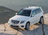 Oto zmodernizowany Mercedes GLK (część druga)