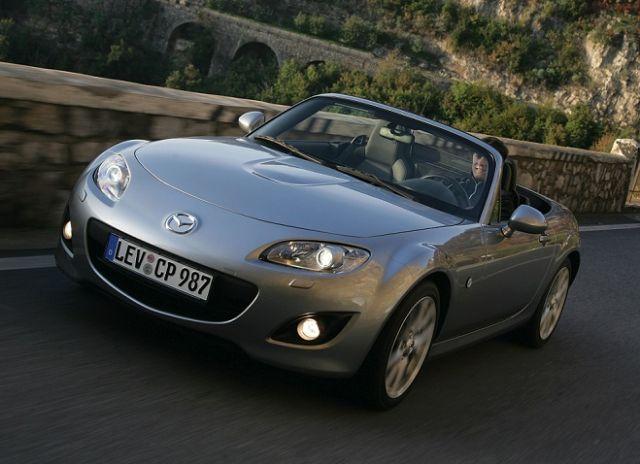 Mazda MX-5 obecnej generacji