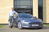 Aston Martin Rapide z brytyjskiej fabryki