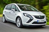 Opel Zafira Tourer z nowym silnikiem Diesla